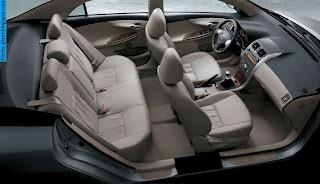 Toyota corolla car 2012 interior - صور سيارة تويوتا كورولا 2012 من الداخل