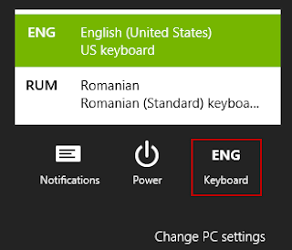 How to Change Keyword Input Languages via Charm