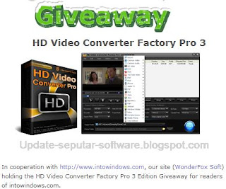Gratis WonderFox HD Video Converter Factory Pro dengan Lisensi Key