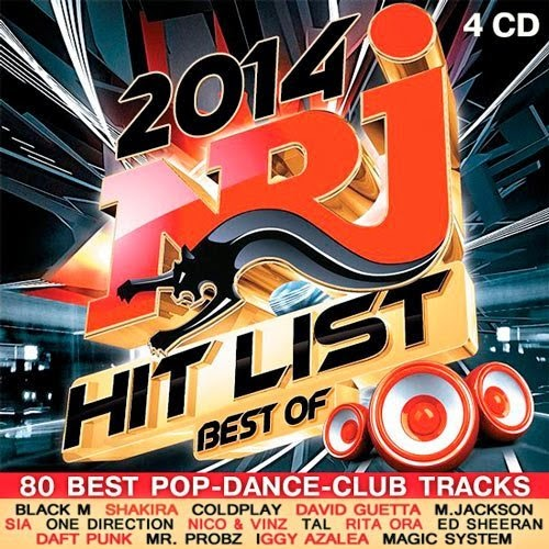 NRJ Hit List Best Of - 2014