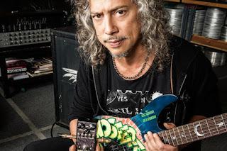 Teknik Palm Mute Kirk Hammett