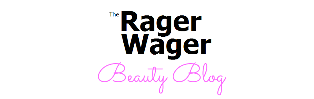 The Rager Wager Blog