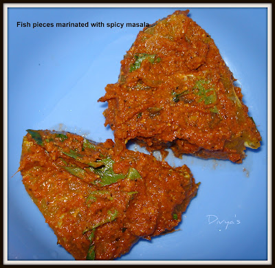 how to make fish fry in tamil