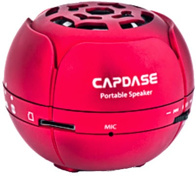 Buy Capdase SK00- MM09 speaker Rs. 999 only at Flipkart.