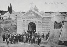 Panteón de los franceses - 1906