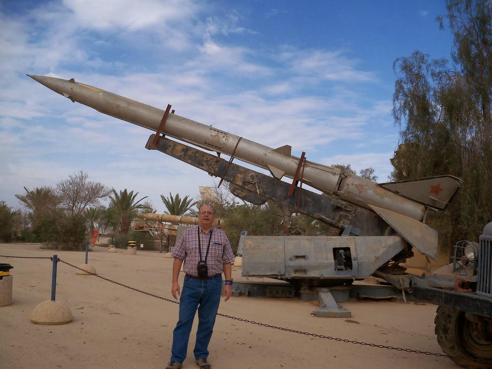 Con SAM 3 (Israel)