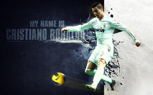 2012 Ronaldo Wallpaper Free From Inter  Download  CR7 My Name Is