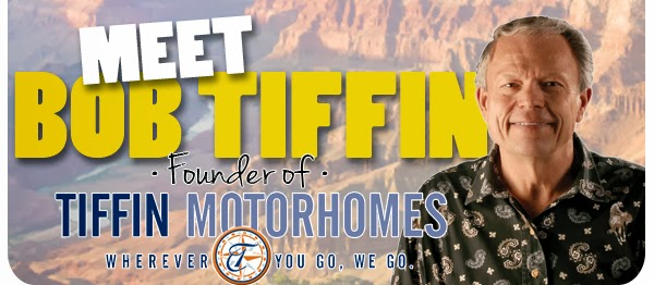 Bob Tiffin of Tiffin Motorhomes La Mesa RV