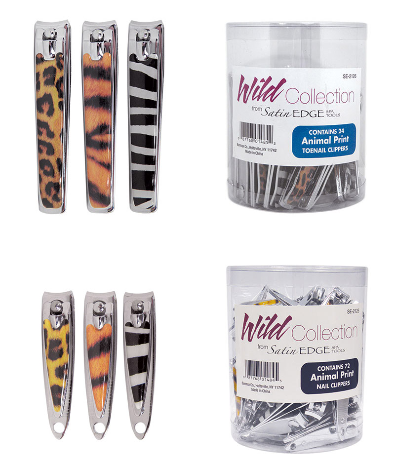 Pure Spa Direct Blog: Wild AND Profitable - Wild Collection Nail and ...