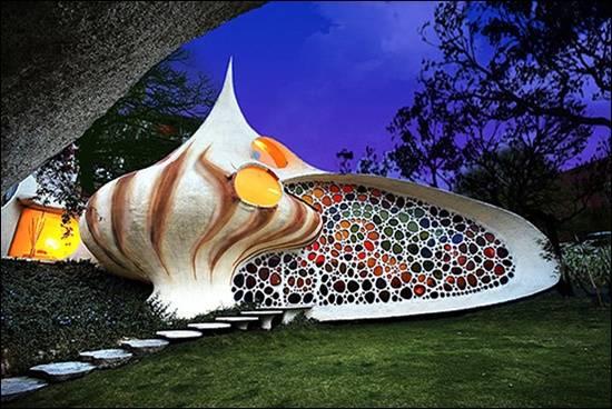 Nautilus-House-Mexico City-Mexico