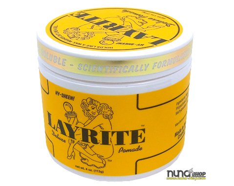 Minyak Rambut Layrite Deluxe Pomade - Barbershop Pomade