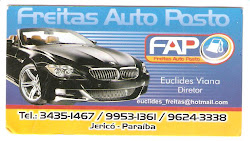 FREITAS AUTO POSTO