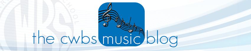 CWBS Music Blog