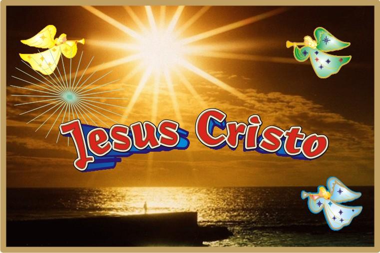 Jesus Cristo O Nome Que Está Acima de todos