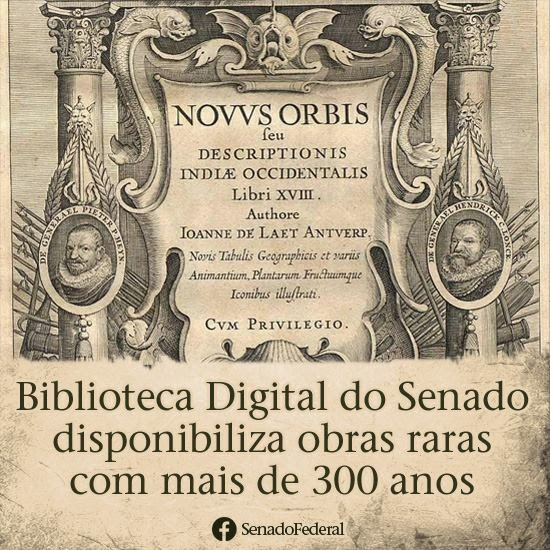Biblioteca Digital do Senado Federal