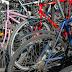 Un mélange de vélos