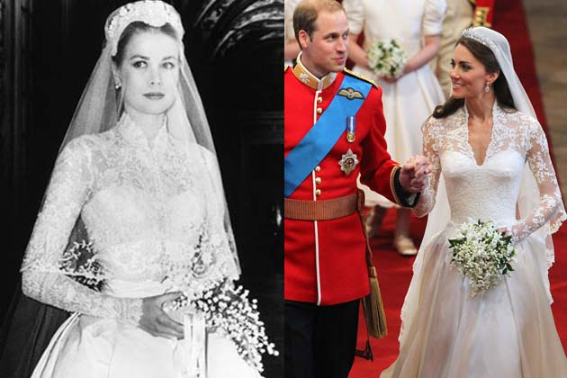 grace kelly wedding pictures. quot;I try to be like Grace Kellyquot;