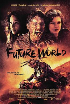 Future World 2018 DVD R2 PAL Spanish