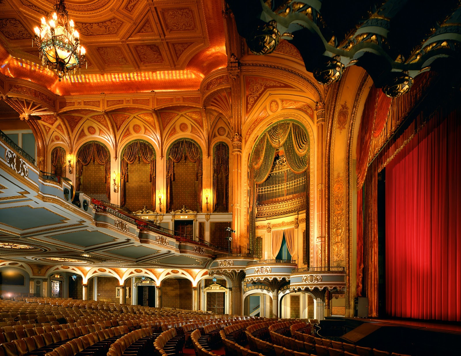 Dear Old Hollywood A Christmas Story 1983 At The Orpheum Theatre Downtown Los Angeles