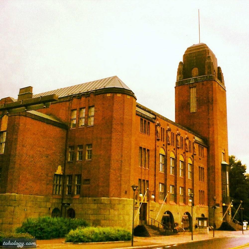 Joensuu City Hall (Joensuun Kaupungintalo)