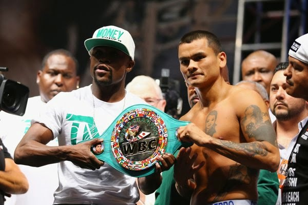 Floyd Mayweather vs Maidana En Vivo