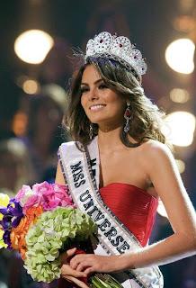 Daftar Lengkap Nama dan Foto Pemenang Miss Universe
