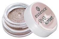 essence illuminating hazelnut 05 eye sorbet eyeshadow lidschatten brown