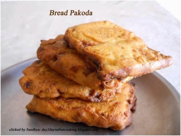 bread pakora recipe| indian evening snack