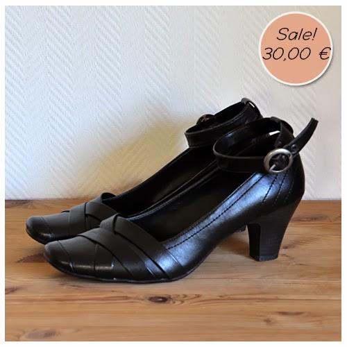 Schuhe Größe 41 schwarz