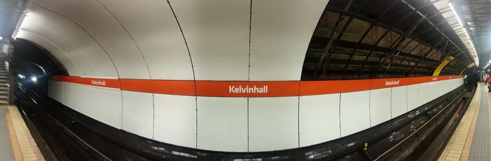 Kelvinhall Underground Station,Glasgow