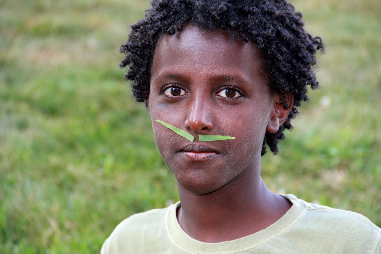 Фото детей негроидной расы