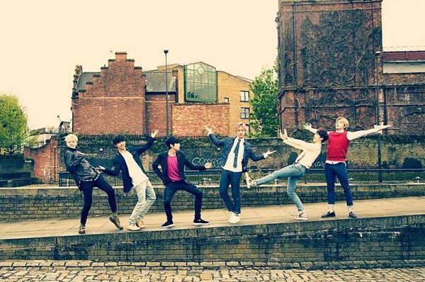 """B.A.P lanzará un nuevo single japonés en septiembre titulado """"Excuse Me"""""""