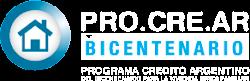 PROCREAR PROGRAMA DE CREDITO ARGENTINO