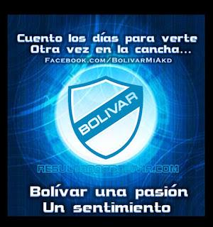 Bolívar en facebook