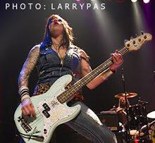 Crónica Concierto Nashville Pussy febrero 2011 por Larrypas