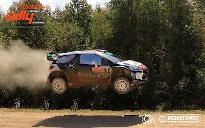 WRC Coates Hire Rally Australia 2015