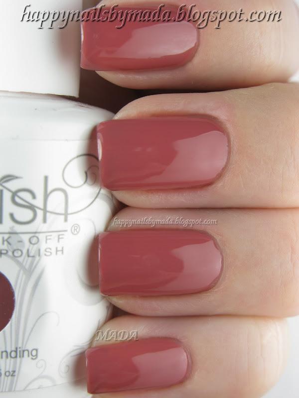 Gelish Exhale | Felicious Nails