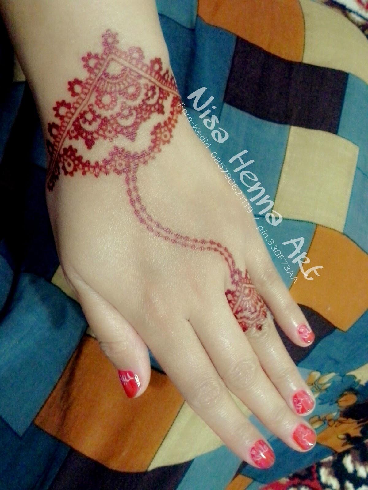 Nisa Henna Art Pare Kediri