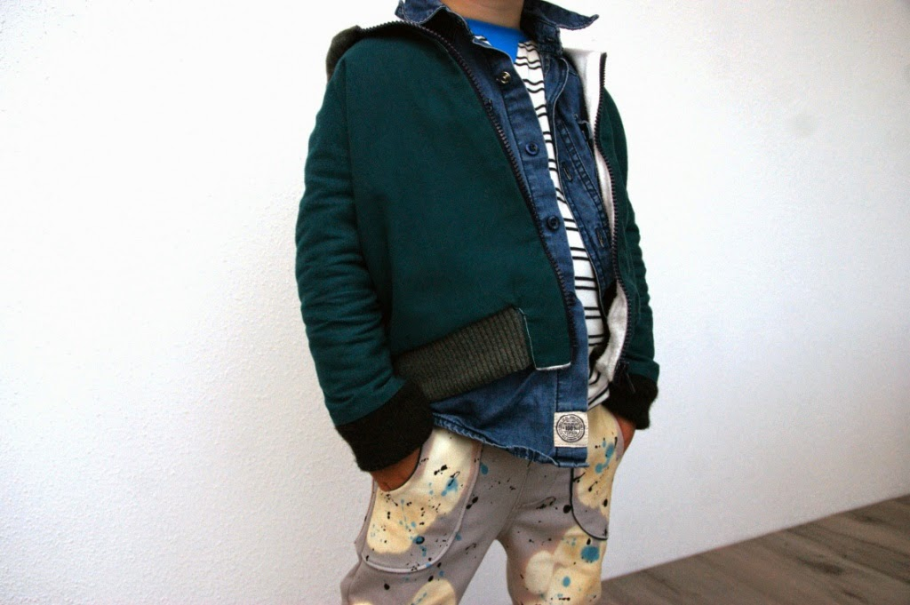 study hall jacket
