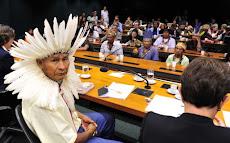 PORTUGUESE: Conflito entre índios e fazendeiros se acirra no Mato Grosso do Sul