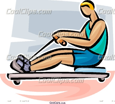 rowing machine every day