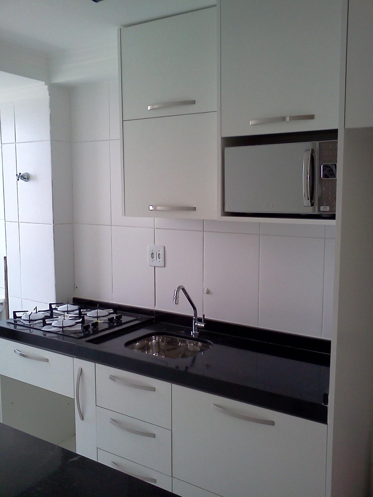 MOVEIS PLANEJADOS: Cozinha apartamento MRV #595D72 1200 1600