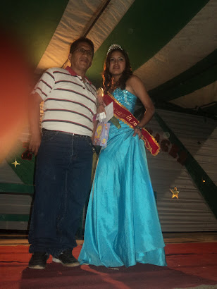 Miss Irazola 2012