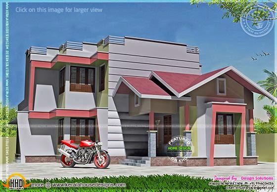 Home modern design