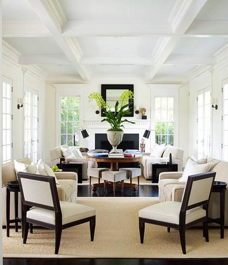 Classic Decorating Ideas For Plantation Style Homes: Elisabeths Idyll: Stue Inspirasjon
