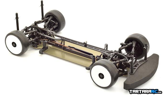 Awesomatix A800A com chassis de alumínio
