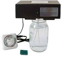 Learn how to make your own colloidal silver at www.TheSilverEdge.com