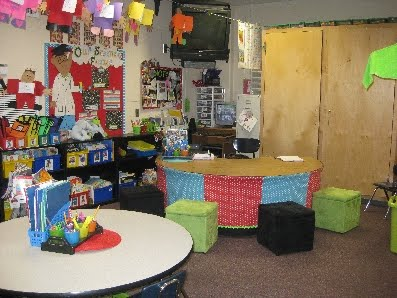 Small Group Areas Setting Up The Classroom Clutter