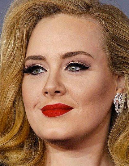 Pei Makeup Artist Adele S 2012 Grammy Award Show Makeup