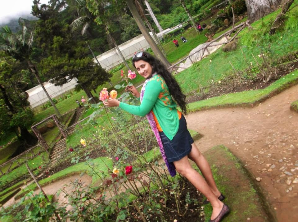 madhu nithyani @ hakgala garden